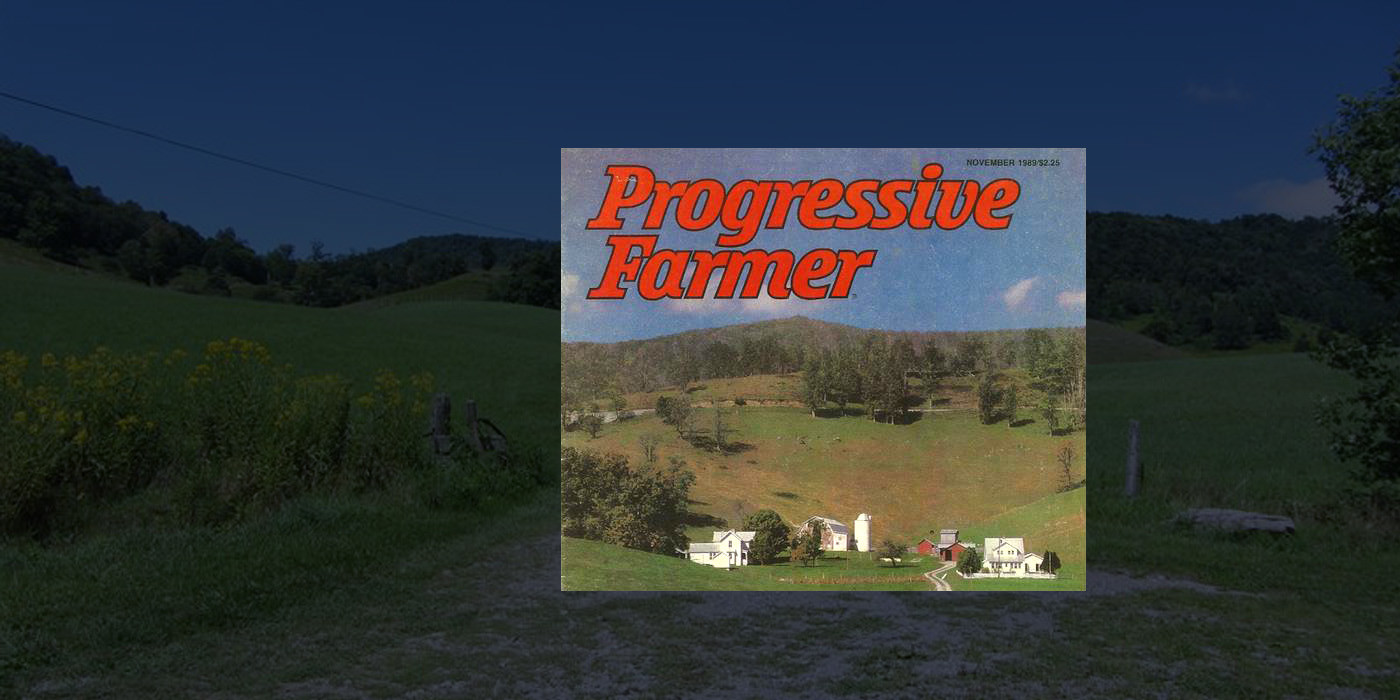 Progressive Farmer Cover